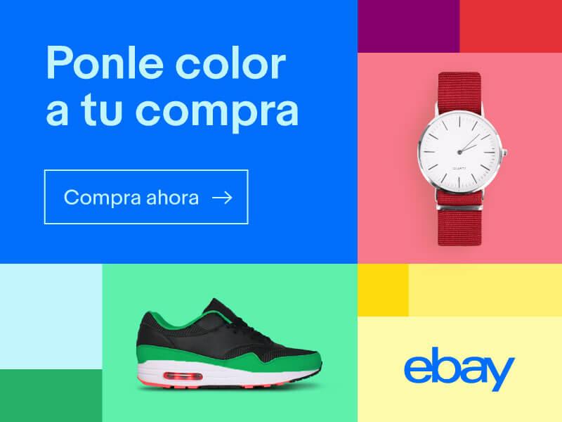 ebay mexico en español