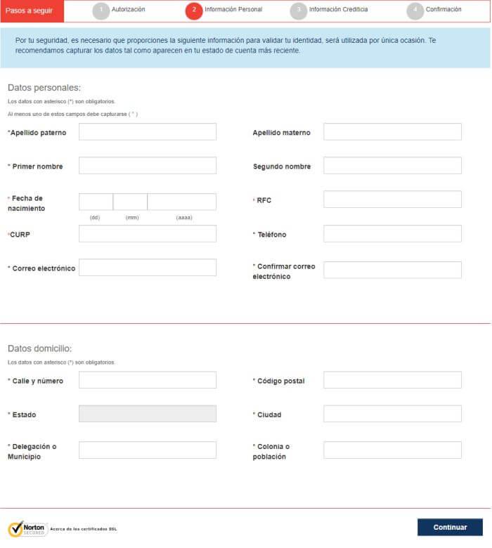 checar buro de credito gratis online