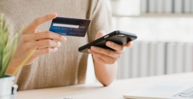 tramitar tarjeta de credito online