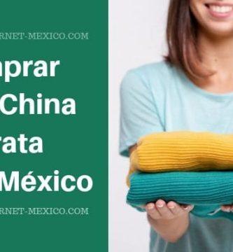comprar ropa china barata desde mexico