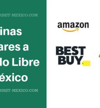 alternativas a mercado libre en mexico