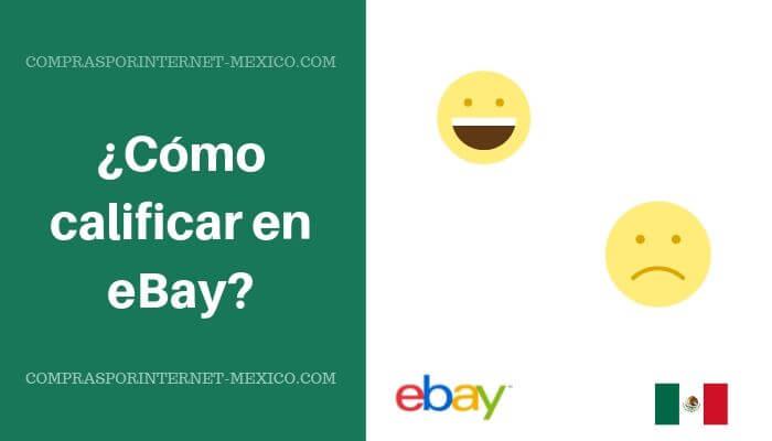 calificar en ebay