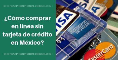 comprar en linea sin tarjeta de credito