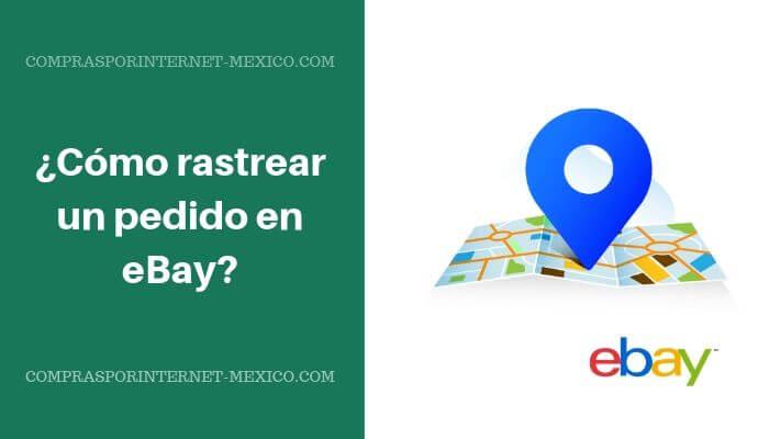 rastrear pedido en ebay