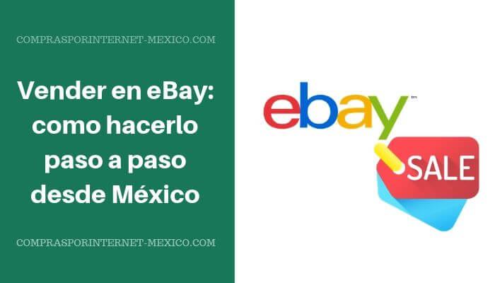 vender en ebay desde mexico