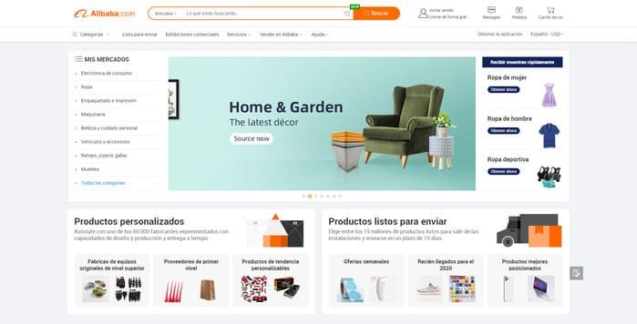 Alibaba la plataforma de comercio entre empresas en línea más grande del mundo